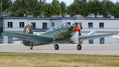 SP-YYY - Museum of Polish Aviation Yakovlev Yak-18