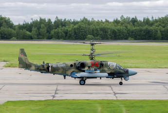 RF-90389 - Russia - Air Force Kamov Ka-52 Alligator