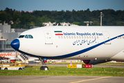 EP-IGA - Iran - Government Airbus A340-300 aircraft