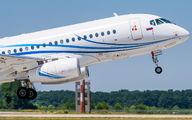 RA-89029 - Gazpromavia Sukhoi Superjet 100LR aircraft