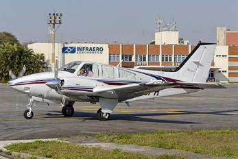 PT-LPM - Private Beechcraft 55 Baron