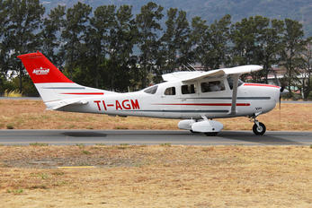 TI-AGM - Aerobell Air Charter  Cessna 206 Stationair (all models)