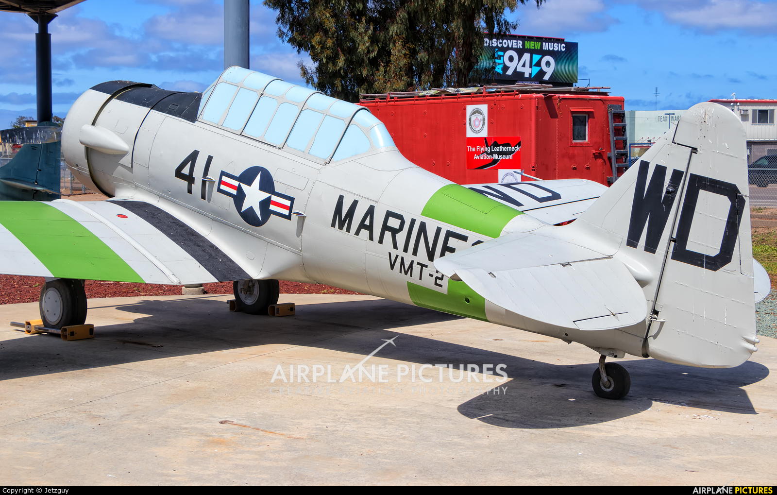 USA - Marine Corps 90866 aircraft at Miramar MCAS - Flying Leatherneck Aviation Museum