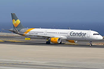 D-AIAG - Condor Airbus A321