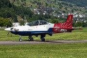 HB-HYY - QinetiQ Pilatus PC-21 aircraft