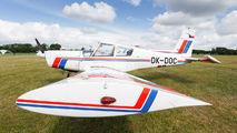 OK-DOC - Elmontex Air Zlín Aircraft Z-43 aircraft