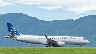 HP-1557CMP - Copa Airlines Embraer ERJ-190 (190-100)