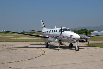 D-IMRB - Private Beechcraft 90 King Air