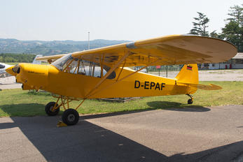D-EPAF - Private Piper PA-18 Super Cub