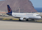 OO-TCH - Brussels Airlines Airbus A320 aircraft