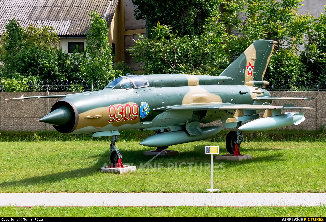 Hungary - Air Force 9309 aircraft at Off Airport - Hungary