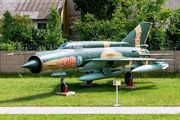 9309 - Hungary - Air Force Mikoyan-Gurevich MiG-21MF aircraft