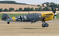 G-AWHH - Air Leasing Ltd Hispano Aviación HA-1112 Buchon aircraft