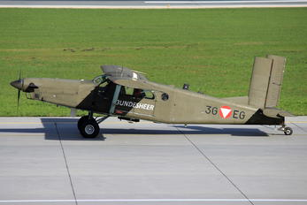 3G-EG - Austria - Air Force Pilatus PC-6 Porter (all models)