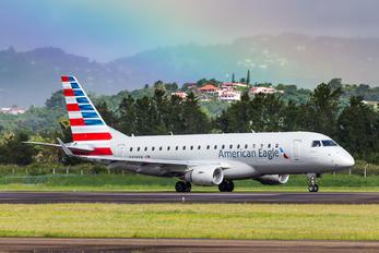 N406YX - American Eagle Embraer ERJ-175 (170-200)