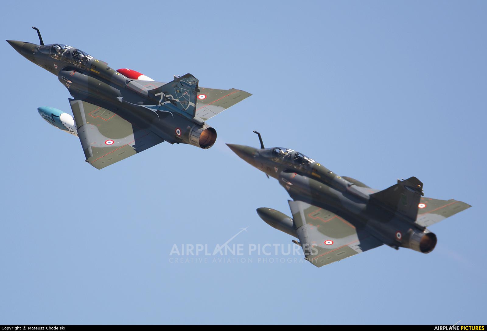 France - Air Force 624 aircraft at Fairford
