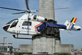 G-17 - Belgium - Police MD Helicopters MD-902 Explorer