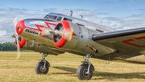 OK-CTB - Private Lockheed 10 Electra aircraft
