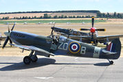 G-ASJV - Merlin Aviation Supermarine Spitfire Mk.IXb aircraft