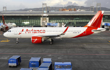 N769AV - Avianca Airbus A320 NEO