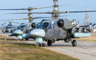 11 - Russia - Air Force Kamov Ka-52 Alligator aircraft