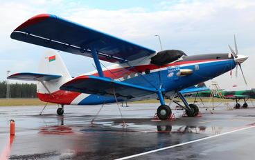 EW-032AB - Belarus - DOSAAF SibNIA TVS-2MS Bajkal