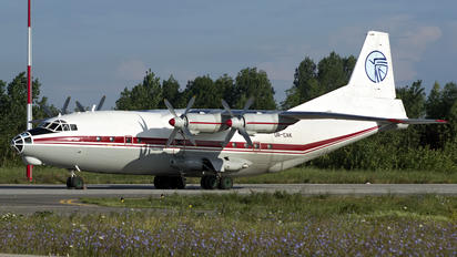 UR-CAK - Ukraine Air Alliance Antonov An-12 (all models)