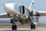 42 - Russia - Air Force Sukhoi SU-24 aircraft