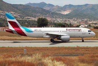 D-ABHF - Eurowings Airbus A320