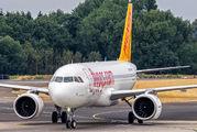 TC-NBT - Pegasus Airbus A320 NEO aircraft