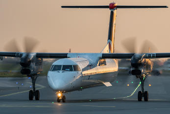 SP-EQG - LOT - Polish Airlines de Havilland Canada DHC-8-400Q / Bombardier Q400
