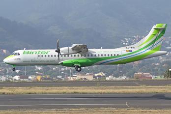 EC-MVI - Binter Canarias ATR 72 (all models)