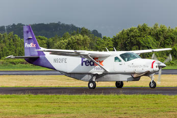 N921FE - FedEx Federal Express Cessna 208 Caravan