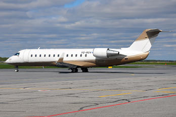 VQ-BOV - Private Bombardier CL-600-2B19