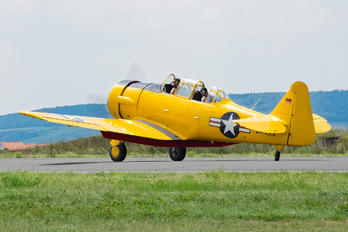 D-FXXX - Private North American Harvard/Texan (AT-6, 16, SNJ series)