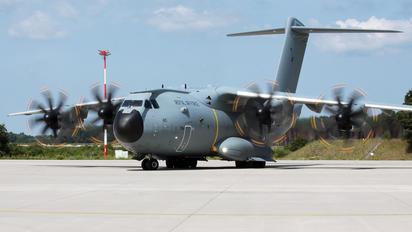 ZM410 - Royal Air Force Airbus A400M