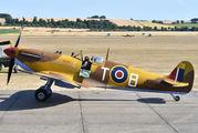 G-LFVC - Historic Flying Supermarine Spitfire LF.Vc aircraft