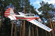 EW-057AM - Belarus - DOSAAF Yakovlev Yak-52 aircraft
