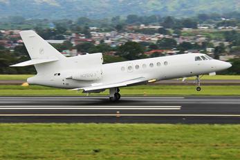 N26WJ - Private Dassault Falcon 50
