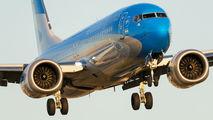 LV-HKW - Aerolineas Argentinas Boeing 737-8 MAX aircraft