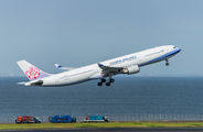 B-18305 - China Airlines Airbus A330-300 aircraft