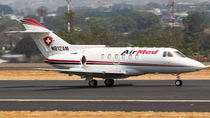 N812AM - AirMed British Aerospace BAe 125