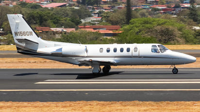 N156GW - Private Cessna 550 Citation Bravo