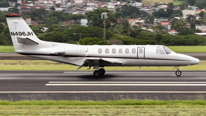 N496JH - Private Cessna 560 Citation Ultra