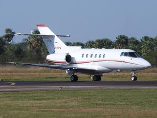 LV-FPW - Private Raytheon Hawker 800XP