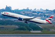 G-STBH - British Airways Boeing 777-300ER aircraft