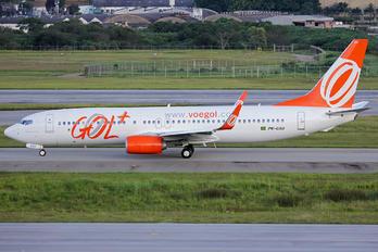 PR-GXU - GOL Transportes Aéreos  Boeing 737-800