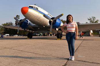 FAH-306 - Honduras - Air Force Douglas C-47A Skytrain