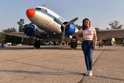 FAH-306 - Honduras - Air Force Douglas C-47A Skytrain aircraft