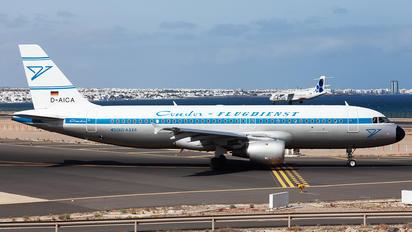 D-AICA - Condor Airbus A320